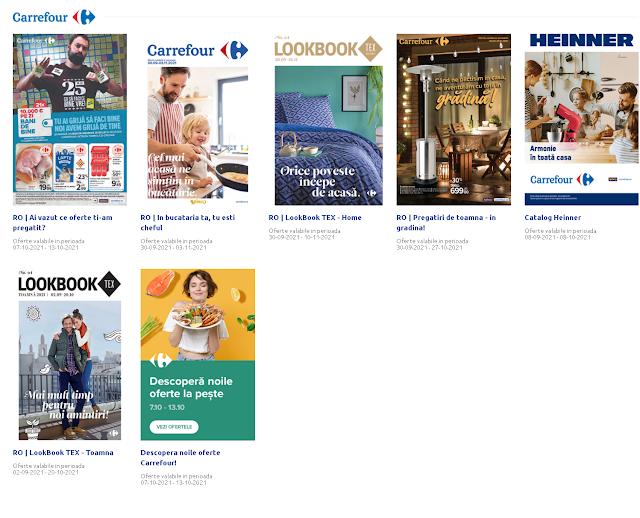 CARREFOUR Cataloage - Brosuri 7-13.10 2021 →   Reducere la produsele preferate