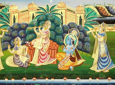 indian culture hisotry: Paintings of Indian Culture