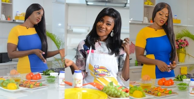 Mercy Johnson to launch new 'Kitchen Talk Show' this July!