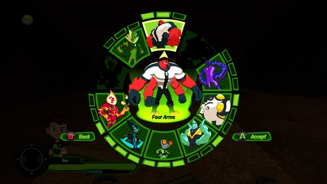 Download Ben 10 PC Games