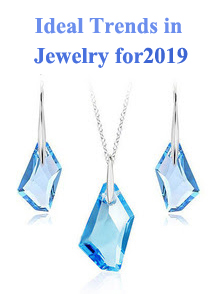 Ideal Trends in Jewellery for 2019
