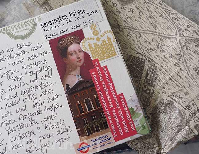 England Reisebuch nach ©muellerinart