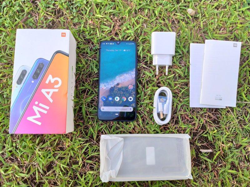 Paket Pembelian Xiaomi Mi A3
