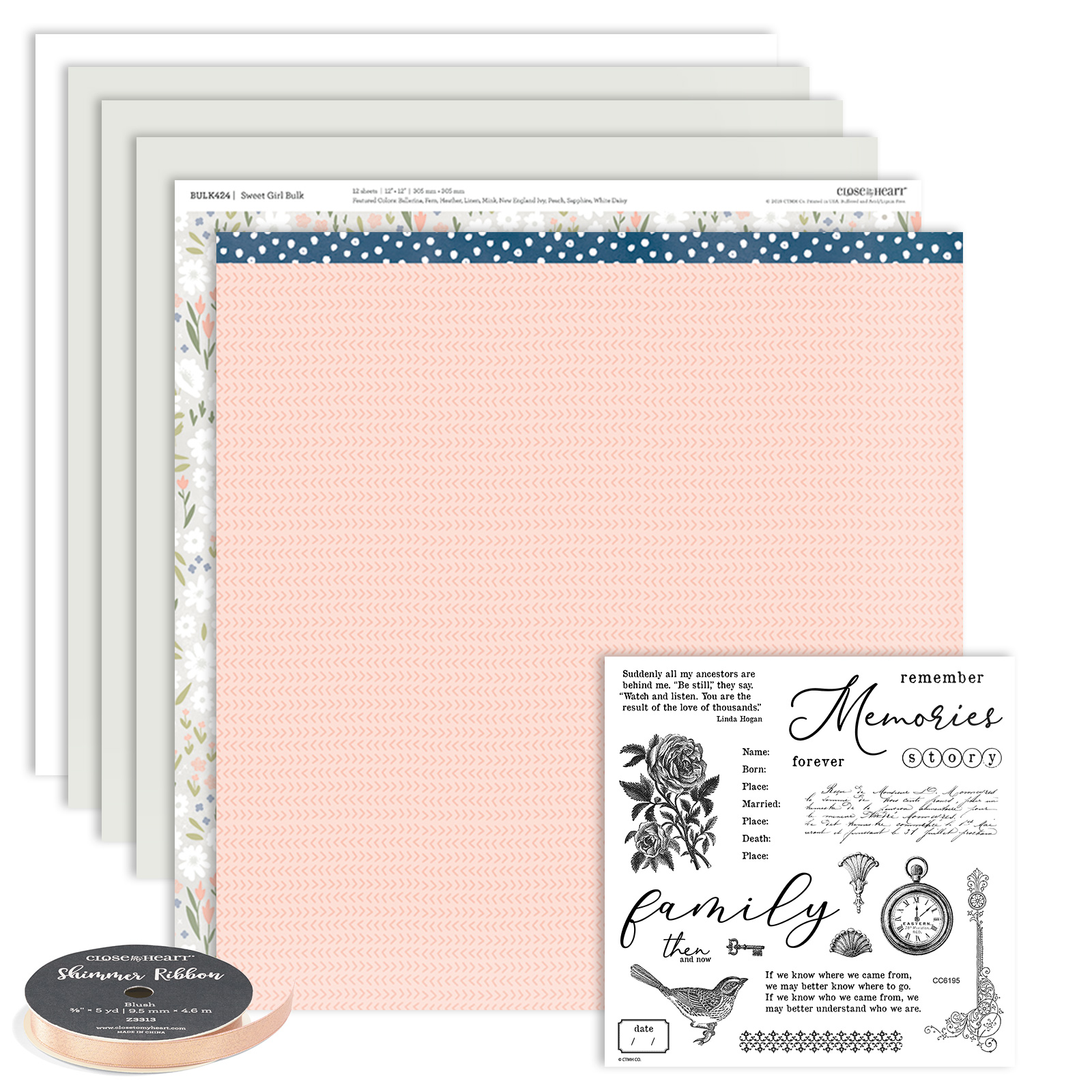 Free Layout Kits in June! - Rocky Mountain Paper Crafts