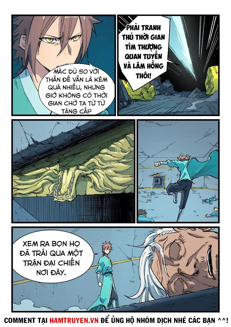 Tinh Võ Thần Quyết chap 413 - Trang 3