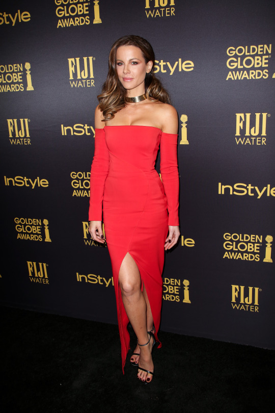 Kate Beckinsale - THFP Association And InStyle's Celebration Of The 2017 Golden Globe Awards