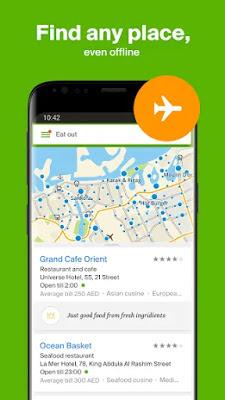 تحميل افضل تطبيق خرائط وملاحة 2GIS: directory & navigator