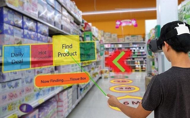 retail virtual reality ar vr tech retailers