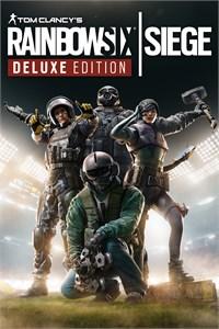 Jogo Tom Clancy's Rainbow Six Siege Deluxe Edition [Xbox One]