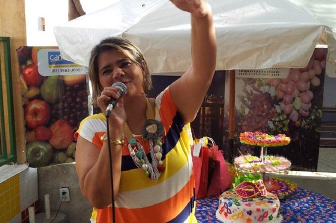 Ana Petiscaria aceita convite de Gabriel Menezes e é pré-candidata a prefeita de Petrolina - Portal Spy