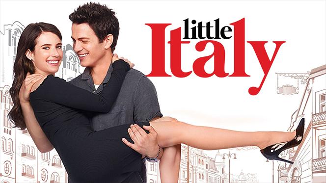 Nuestra pequeña Italia (2018) BRRip 1080p Latino-Ingles