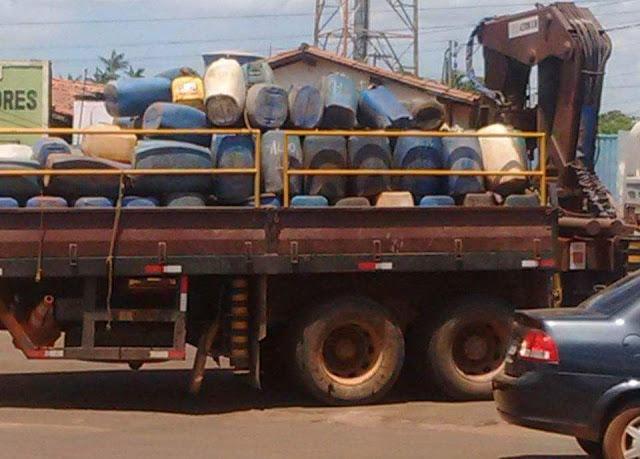 Polícia Civil cumpre 24 mandados de prisão por furto de combustível no interior do Maranhão