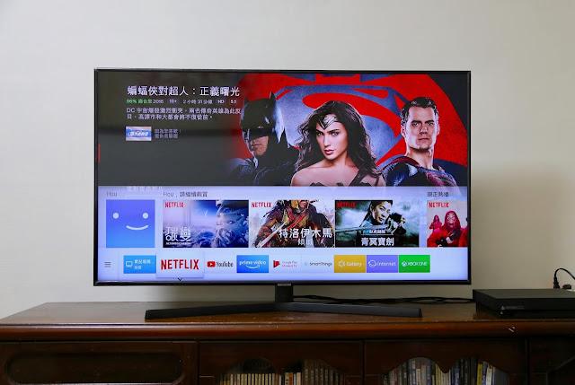 三星 NU7400 4K UHD Smart TV:追劇爽度倍增 4K 平價大尺寸液晶電視