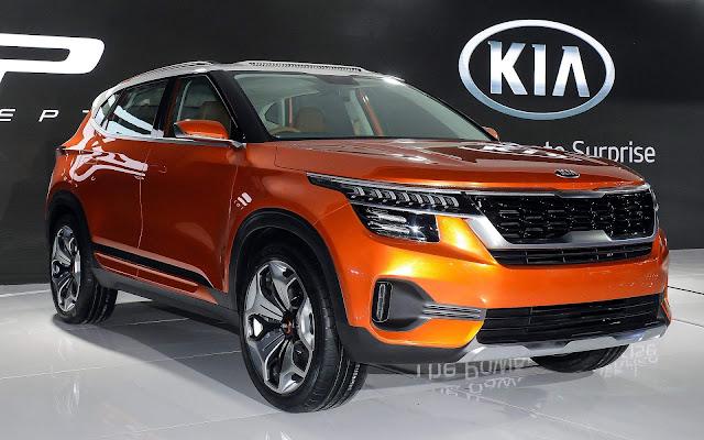 Kia SUV SP Concept