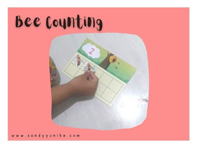 bee counting