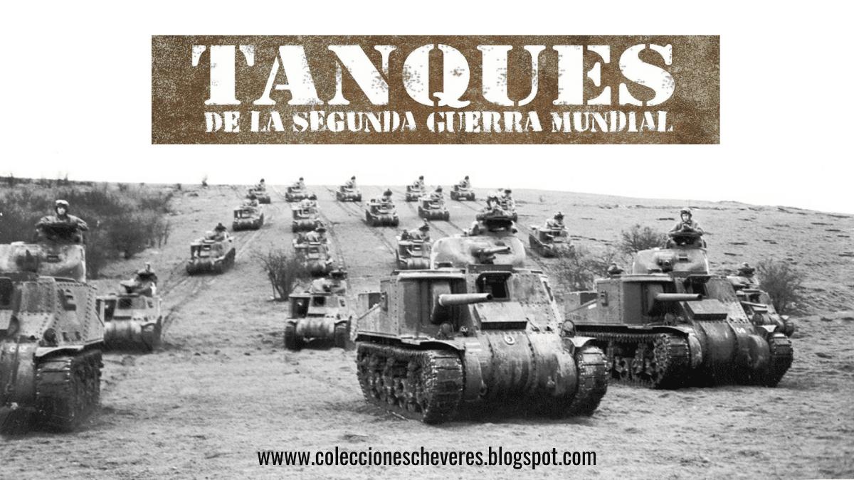 tanques de la segunda guerra mundial 1:72 planeta deagostini méxico