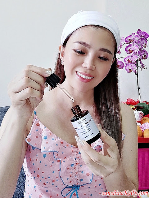 Dr. Wu All-New ageVersal Repairing Series Review, Dr. Wu Intensive Repairing Serum with Squalene, Dr. Wu ageVersal Multi-Peptides Anti-Aging Ampoule, Dr. Wu skincare, Dr. Wu Malaysia Beauty Review, Beauty