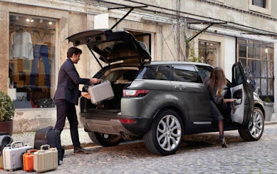 Range Rover Evoque five door models