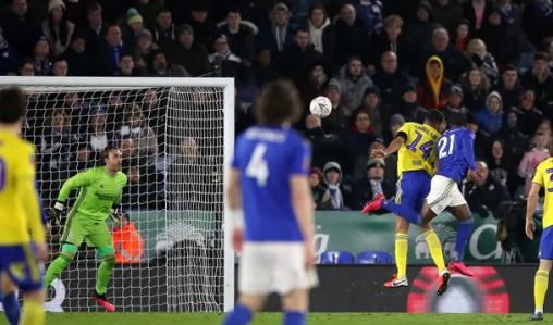 FA Cup: Leicester late goal knocks Birmingham out
