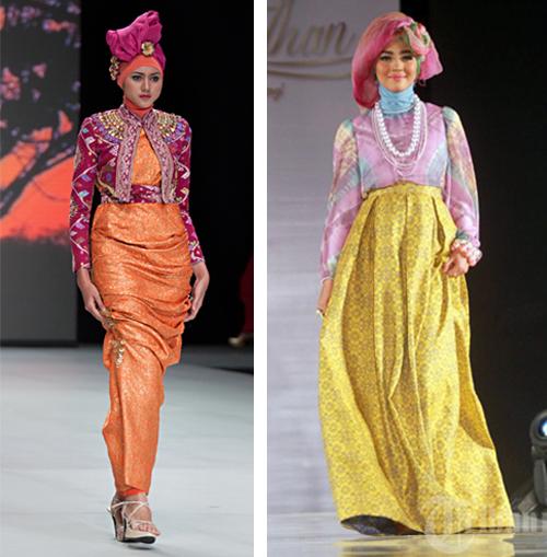 gambar model baju hijab 2017