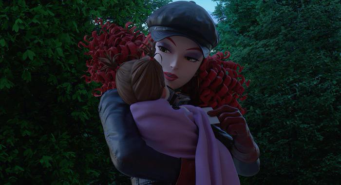 Earwig and the Witch (Aya to Majo) 3DCGI anime film - Studio Ghibli