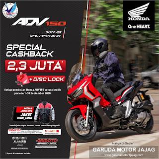 Kredit Murah Motor Honda ADV150 Termurah Banyuwangi