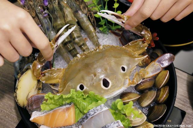 MG 4407 - 熱血採訪│海鮮控和肉肉控都瘋狂!就算痛風也要來吃拾鑶私藏鍋物,還有商業午餐只要188元起!