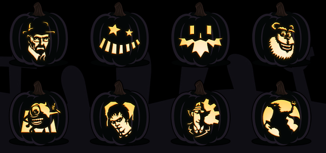 Free Printable Pumpkin Carving Templates Patterns In Pdf Form