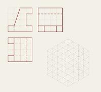 Figura 22 ejercicio perspectiva isométrica