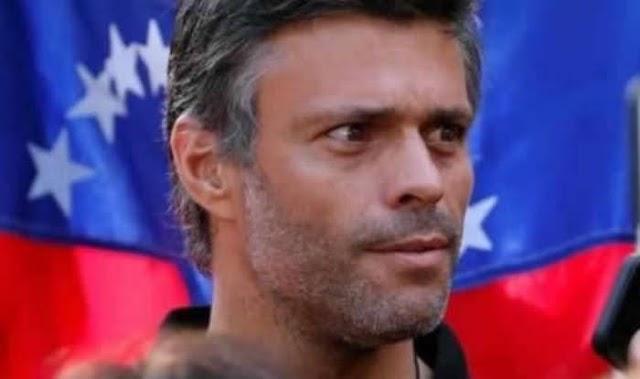 """Exiliados se preguntan quién paga los viajes de Leopoldo López y de otros integrantes del """"interinato"""" venezolano"""