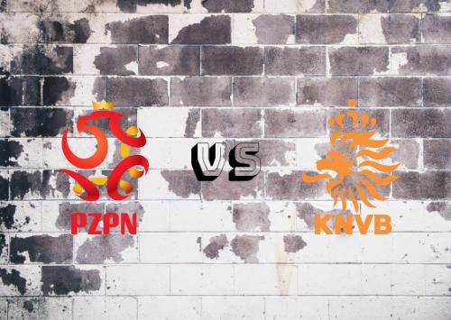Polonia vs Países Bajos  Resumen y Partido Completo