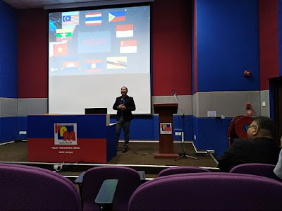 Perkongsian PAK21 di Kolej Professional MARA Ayer Molek, Melaka