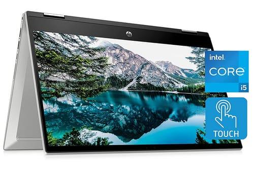 HP Pavilion x360 14-dw1024nr 2021 Touchscreen Laptop