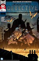 DC Renascimento: Detective Comics #980