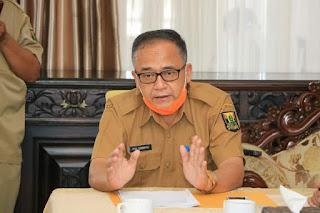 Sekda Kabupaten Sukabumi Layanan Masyarakat Hasus Dioptimalkan Dan Inpormasi Covid-19 Bisa Tersampaikan Dengan Baik