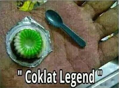 kenangan masa lalu coklat legend