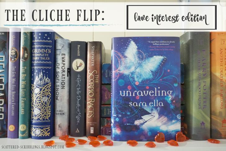 The Cliche Flip: love interest edition [post title image]