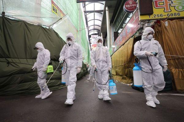 سامسونغ تكشف حقيقة إغلاق مصنعها بعد تسجيل حالة إصابة بكورونا