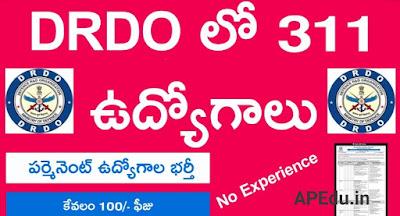 DRDO Jobs: 311 jobs in DRDO ...
