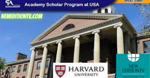 HARVARD ACADEMY SCHOLARS PROGRAM 2021 IN THE USA [FULLY FUNDED]