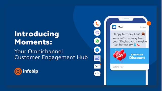 Infobip Moment - Omni-channel Customer Engagement Hub