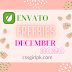 Envato Free Files of the month|December 2020