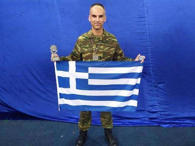 ΕΠΟΠ Επχίας σήκωσε ψηλά την Ελληνική Σημαία σε Νατοϊκό Μαραθώνιο στο Κόσσοβο (7 ΦΩΤΟ)