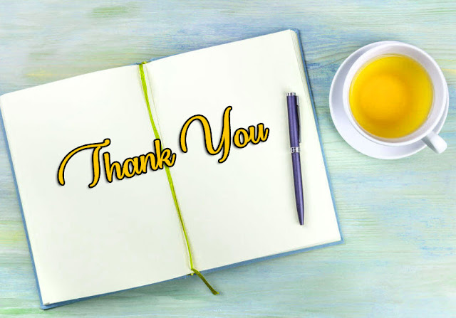thank you image for presentation