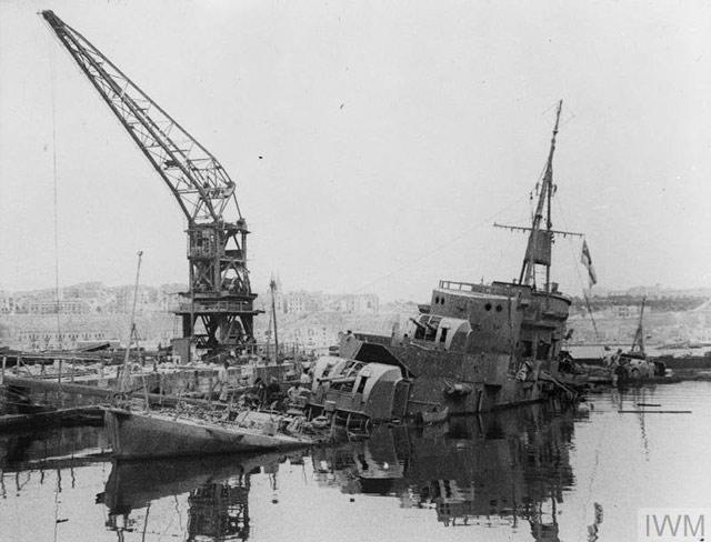 HMS Lance 28 April 1942 worldwartwo.filminspector.com