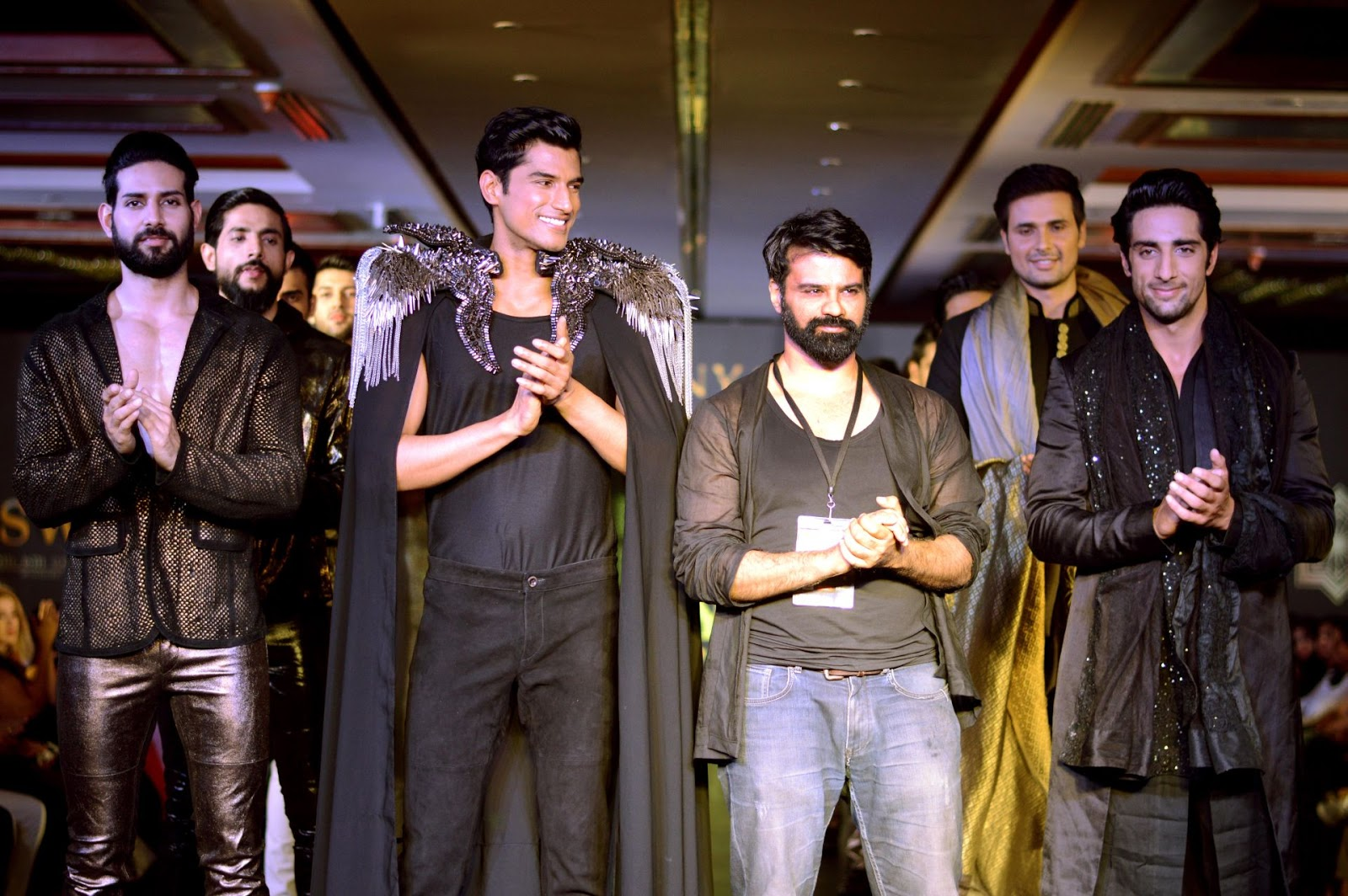 The Bangalore Times India S First Men S Fashion Week Ilsw Bangalore Continues On With Breathtaking Shows And India S Most Talented Designers