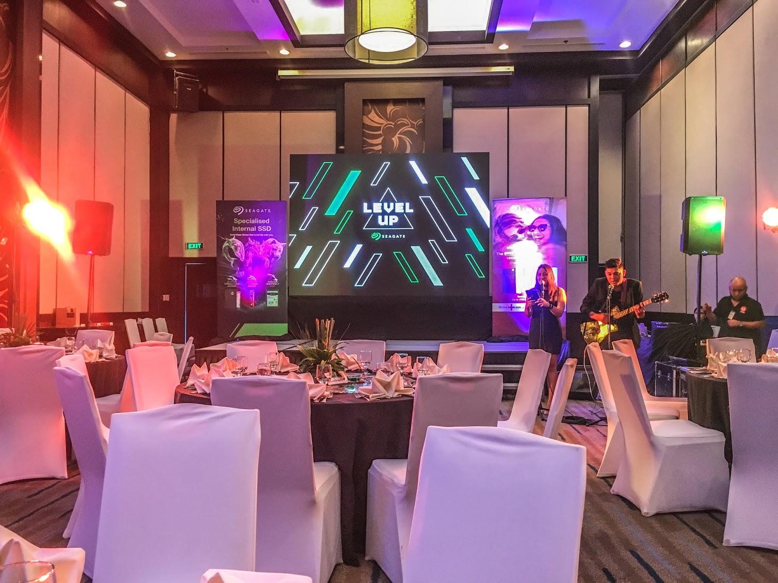 seagate cebu bloggers event