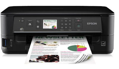 Small businesses tin travel salve fourth dimension together with costs amongst this fast together with affordable all Epson Stylus Office BX535WD Driver Downloads