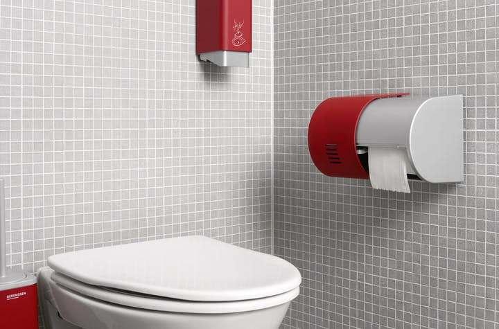 podajnik papieru toaletowego