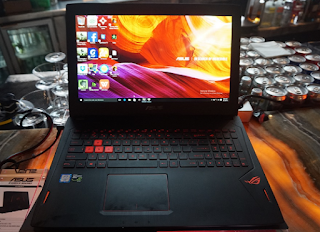 ASUS ROG GL502VY Laptop Latest Drivers & Software For Windows 10 (64bit)